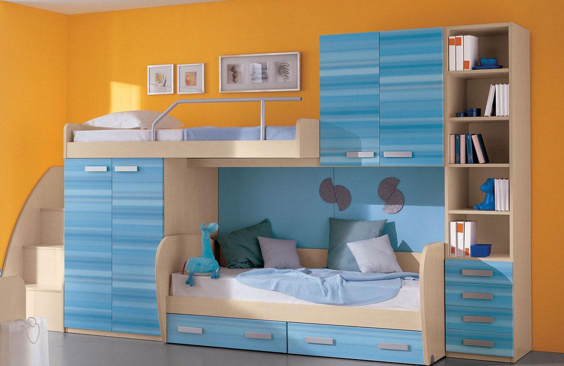 Детские кровати для разнополых детей