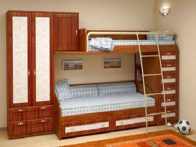 Двухъярусная кровать машина детская своими руками фото 749