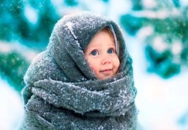 сколько можно гулять с ребенком зимой