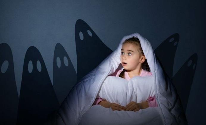 детские ночные страхи и кошмары